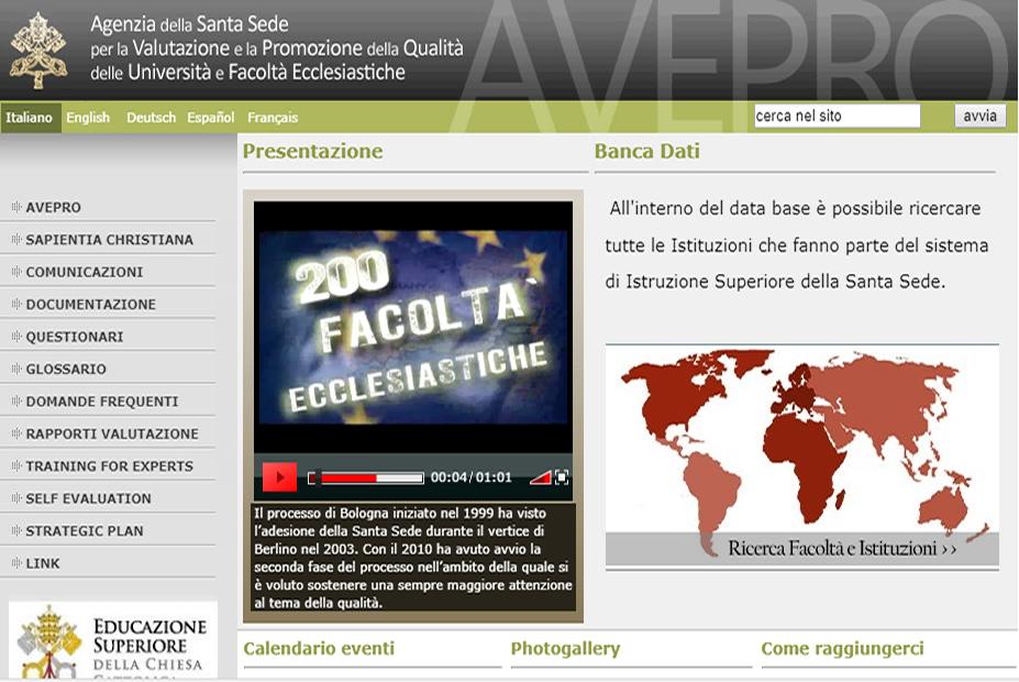 Avepro Web Site