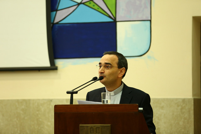 Prof. A. Amarante; Preside f.f.