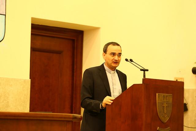 Prof. A. Amarante, Preside f.f.