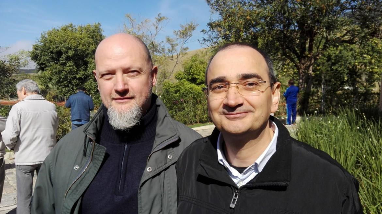 Proff. A. Amarante e T. Fidalgo